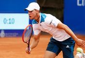 Dominic Thiem - TENNIS - ATP, Barcelona 2014 / Bild: (c) GEPA pictures/ Cordon Press