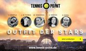 Outfits der Stars / Bild: (c) Tennis-Point