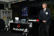 Executive Director of Badminton New Zealand, Peter / Bild: (c) Getty Images (Michael Bradley)