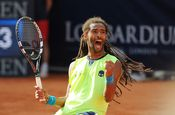 Dustin Brown - Tennis - ATP-Tour 2014 / Bild: (c) GEPA pictures/ Witters