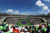 2013 Sony Open Tennis Miami Masters Key Biscayne / Bild: (c) Getty Images (Al Bello)