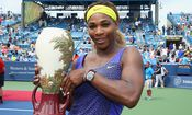 Serena Williams - TENNIS - WTA, Cincinnati 2014 / Bild: (c) Getty Images (Andy Lyons)