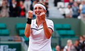 Timea Bacsinszky - French Open 2015 / Bild: (c) 2015 Getty Images