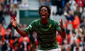 Gael Monfils - Tennis - French Open - Paris 2015 / Bild: (c) Getty Images (Julian Finney)