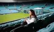 Marion Bartoli / Bild: CNN International/Open Court