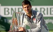 Novak Djokovic - TENNIS - ATP, Indian Wells 2014 / Bild: (c) Getty Images (Matthew Stockman)