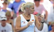 Barbara Rittner - TENNIS - Fed Cup / Bild: (c) Getty Images (Matt Roberts)