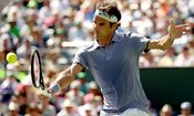 Roger Federer - TENNIS - ATP, Indian Wells 2014 / Bild: (c) Getty Images (Matthew Stockman)