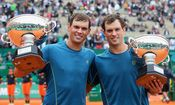 Bob Bryan, Mike Bryan - TENNIS - ATP, Monte Carlo 2014 / Bild: (c) Getty Images (Julian Finney)
