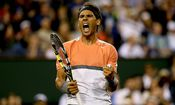 Rafael Nadal - TENNIS - ATP, Indian Wells 2014 / Bild: (c) Getty Images (Matthew Stockman)