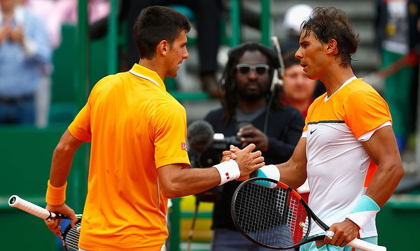 Novak Djkokovic, Rafael Nadal / Bild: (c) Getty Images (Julian Finney)