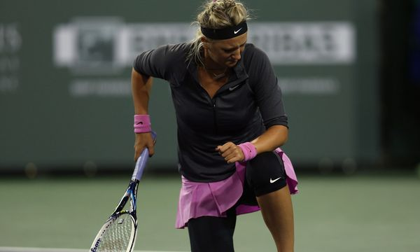 Victoria Azarenka - TENNIS - Sony Open 2014 / Bild: (c) Getty Images (Jeff Gross)