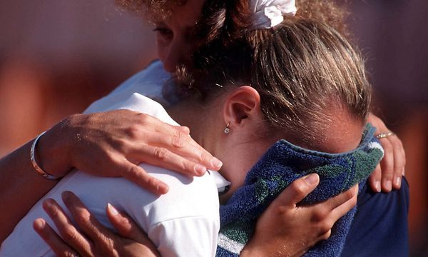 Martina Hingis - TENNIS - French Open 1999 / Bild: (c) Bongarts/Getty Images (Henri Szwarc)