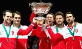 Davis Cup 2014 / Bild: (c) Getty Images (Julian Finney)