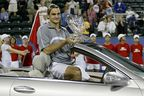 Roger Federer - ATP-WM 2003 / Bild: (c) Getty Images (Clive Brunskill)