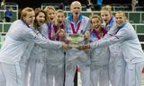 Fed Cup 2015 / Bild: (c) imago/CTK Photo (imago sportfotodienst)